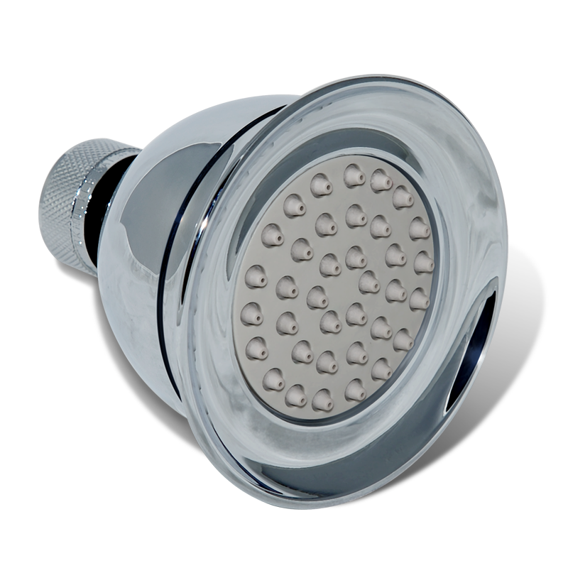 Eco FIT | Low Flow And Eco Shower Head 1.25 GPM | Bricor Shower Heads