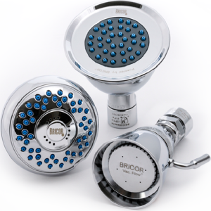 Bricor Water Saving Shower Heads
